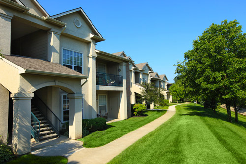 Comfortable Apartments In Overland Park KS Near JCCC