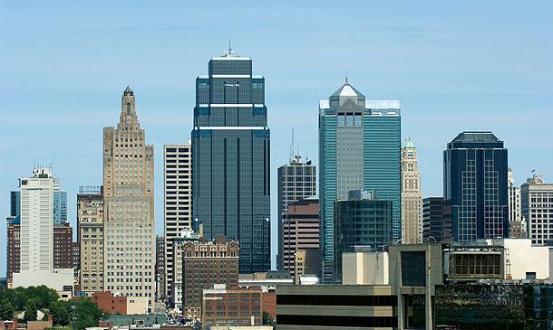 Kansas City Apartments With Views Of Of Downtown Kansas City